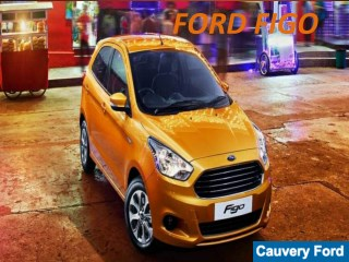 Buy Now Ford Figo | Next Gen Ford Figo | Cauvery Ford