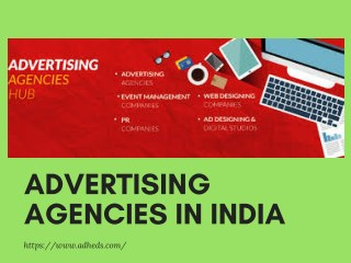 Advertising Agencies in India