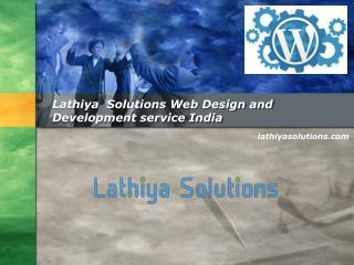 Website Designing Development Company Surat | Lathiya Solutions