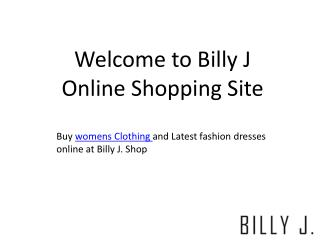 womens online clothing australia