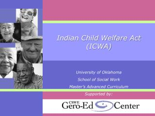 Indian Child Welfare Act ICWA