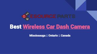 Buy Online Wireless Car Dash Camera In Ontario