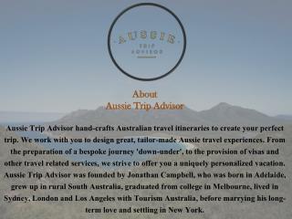 Travel Agents Australia | Aussie Trip Advisor