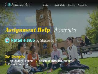 Do My Assignment - Assignment Writing Help in Australia