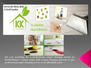 Carpet cleaning Luton