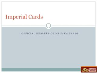 Indian Wedding Cards | Imperial Cards