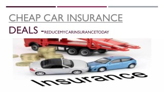 Cheap car insurance-Compare Car Insurance