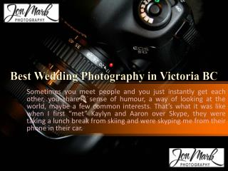 Best Wedding Photography in Victoria BC