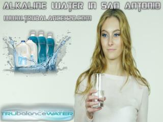 Alkaline Water in San Antonio
