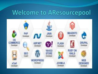 Welcome to AResourcepool | Web Development Company