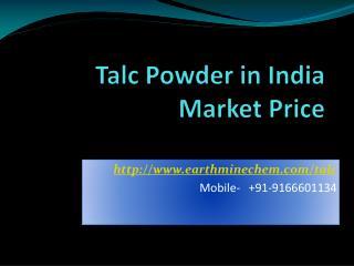 Soap stone powder in india price