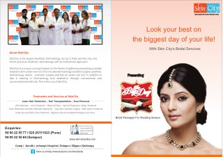 Bridal Services: Skin Lightening | Skin Renewal - Skin City