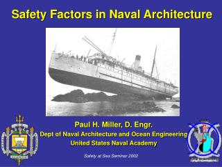 Safety Factors in Naval Architecture
