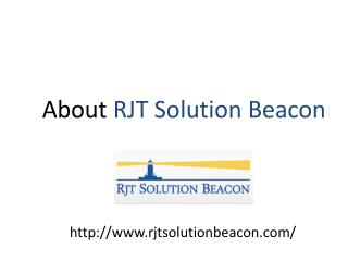 About RJT Solution Beacon - Oracle Application and NetSuite Technology Firm