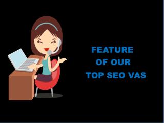 Feature of  our Top  SEO VAs the Affordable Seo Services