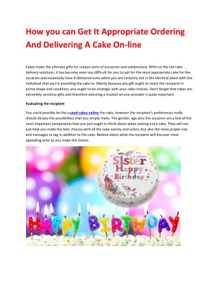 Cake Delivery: Order Online Birthday Cake, 140  Cake Options for Delivery in India, Send Cakes Online | - IGP.com