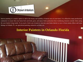 Interior Painters in Orlando Florida.pptx