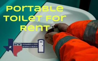 How to Rent DFW Toilets Services