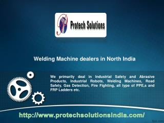 Welding Simulator - Protech Solutions India