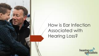 How is Ear Infection Associated with Hearing Loss?