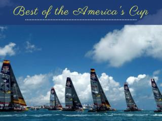 Best of the America's Cup
