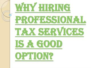 Benefits of Hiring Legal and Taxation Services in Vancouver