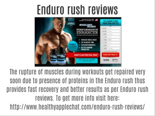 http://www.healthyapplechat.com/enduro-rush-reviews/