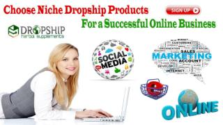 Choose Niche Dropship Products for a Successful Online Business