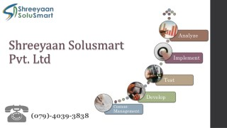Best in Web Development & Internet Marketing India | Shreeyaan Solusmart