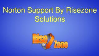 Risezone Solutions | Norton Setup