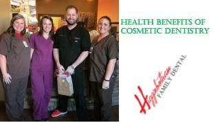 Health Benefits of Cosmetic Dentistry by Higginbotham