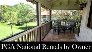 Palm Beach Gardens Vacation Rentals