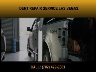 Dent Repair Service Las Vegas