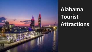 Explore Alabama Tourist Attractions