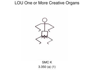 LOU One or More Creative Organs
