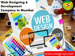Website Designing | Website Development | Website Services in Mumbai | omega-sys