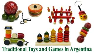 Traditional Toys and Games in Argentina