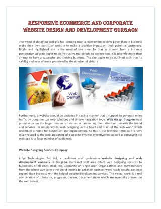 Responsive Web Design and Web Development Company in Gurgaon