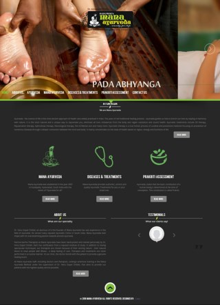Mana Ayurveda,Diseases&Treatments
