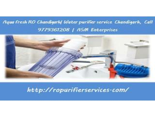 Aqua fresh RO Chandigarh| Water purifier service Chandigarh, Call 9779361208 | ASM Enterprises