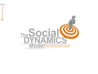 The Social Dynamics model: how to integrate social media in your company