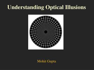Understanding Optical Illusions