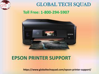 Epson Printer Support | USA