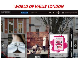 The Best Street Style From London Fashion Week | HAILLY LONDON