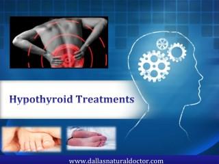 Hypothyroid Treatments