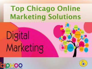 Top Chicago Online Marketing Solutions
