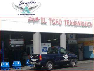 Transmission Rebuilds services in Mission Viejo ca
