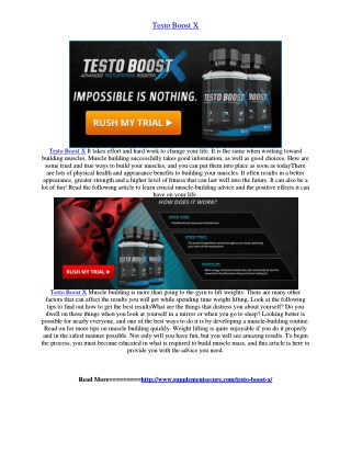 http://www.supplementsecure.com/testo-boost-x/