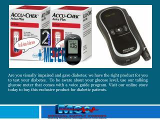 Discount diabetes store