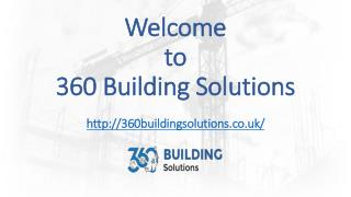 Plumber Blackburn | 360 Building Solutions